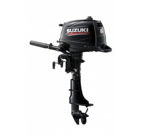 Suzuki 6Hp 4-Stroke Outboard Long Shaft