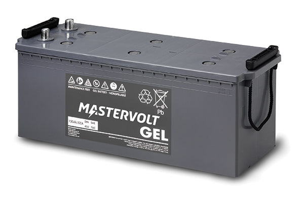 Mastervolt 12 Volt 120 Amp Gel Battery