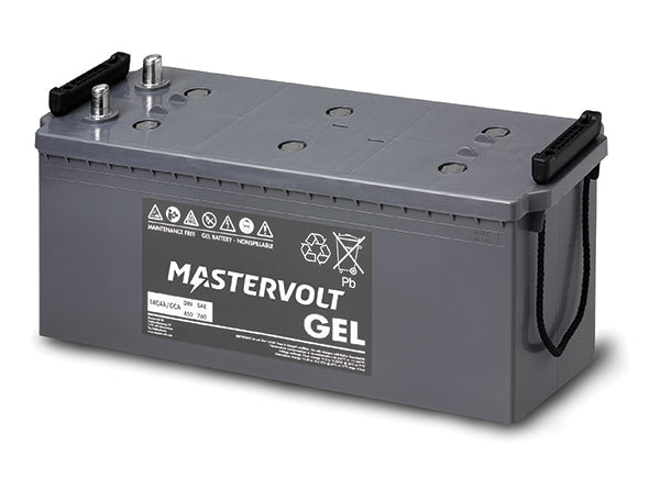 Mastervolt 12 Volt 140 Amp Gel Battery