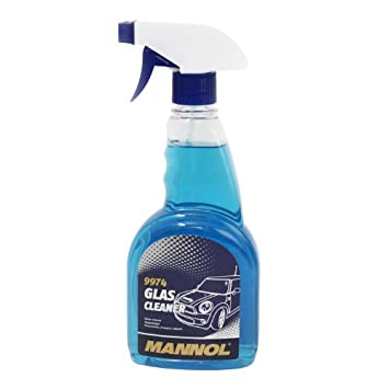 Mannol Glass Cleaner 500 Ml.