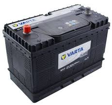 Varta Pro Motive Black 105 Amp Battery