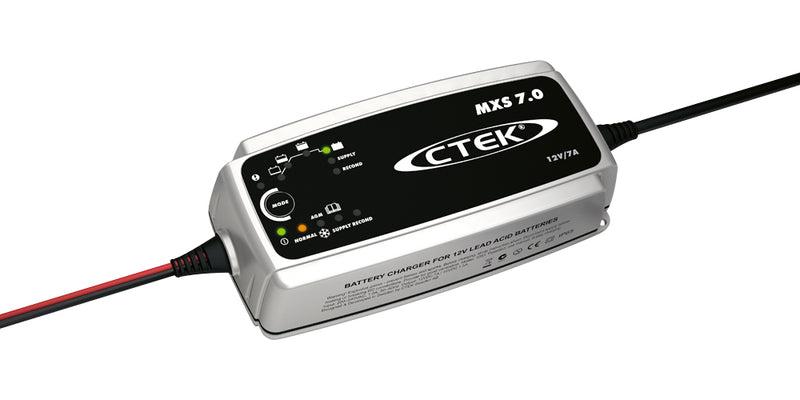 Ctek Xs 7.0 12 Volt 7 Amp Battery Charger