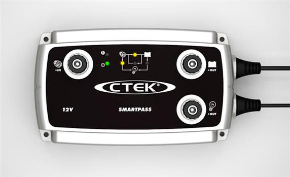 Ctek Smartpass Alternator Optimizer