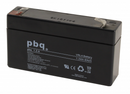 Pbq 1.2 Amp 6 Volt Gen Purpose Battery