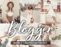 blogger preset for lightroom