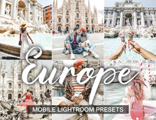 Load image into Gallery viewer, 15 Mobile Presets EUROPE