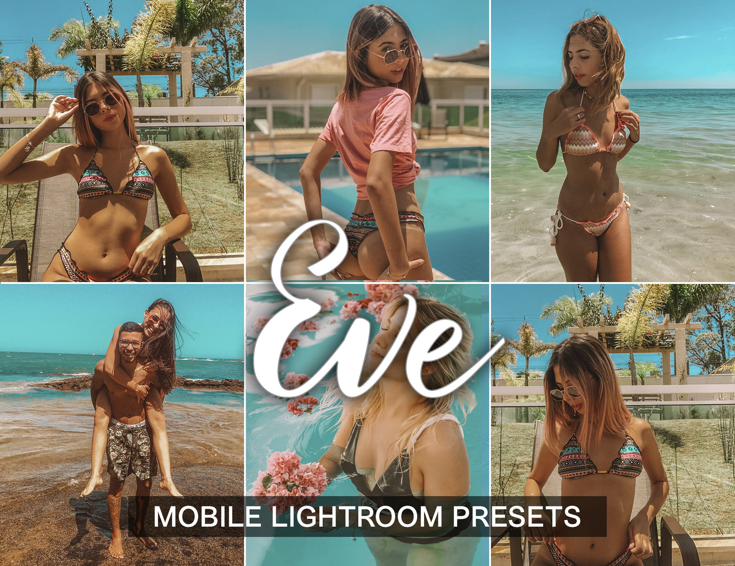5 Mobile Presets EVE