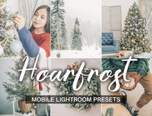 Load image into Gallery viewer, 15 Mobile Presets HOARFROST