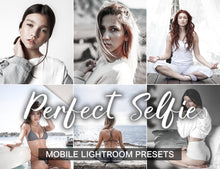 Load image into Gallery viewer, 15 Mobile Presets PERFECT SELFIE