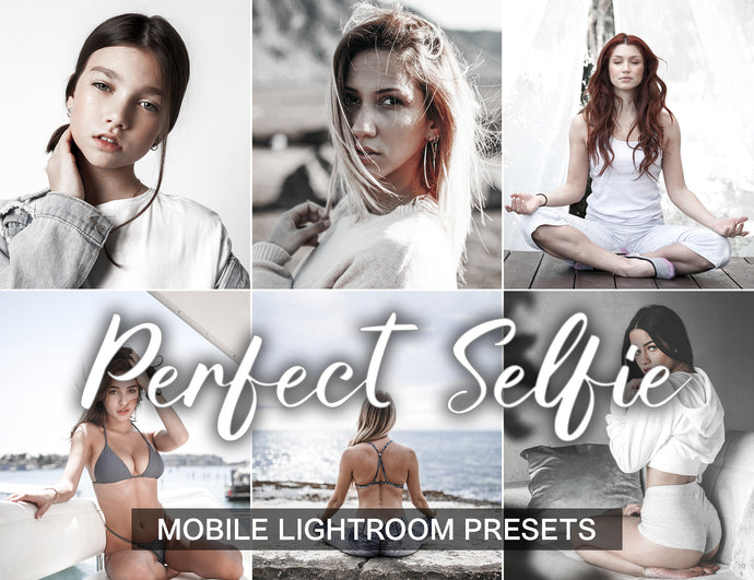 15 Mobile Presets PERFECT SELFIE