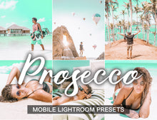 Load image into Gallery viewer, 15 Mobile Presets PROSECCO