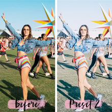 Load image into Gallery viewer, 5 Lightroom Presets HIPPIE - KatManDooPRESETS