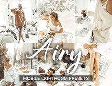 Load image into Gallery viewer, 3 Lightroom Presets - Airy - KatManDooPRESETS