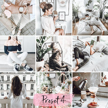 Load image into Gallery viewer, 7 Lightroom Desktop Presets COZY instagram presets and blogger presets | wedding presets and moody presets download - KatManDooPRESETS