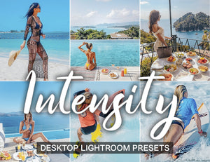 5 Desktop Presets INTENSITY - KatManDooPRESETS