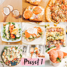 Load image into Gallery viewer, 10 Mobile Presets FOOD BLOGGER - KatManDooPRESETS
