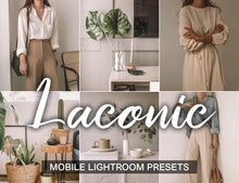 Load image into Gallery viewer, 15 Mobile Presets LACONIC - KatManDooPRESETS
