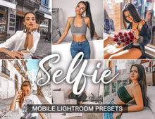 Load image into Gallery viewer, 3 Lightroom Presets - Selfie - KatManDooPRESETS