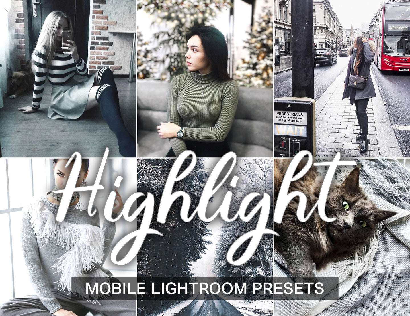 3 Lightroom Presets Highlight - KatManDooPRESETS