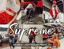 Load image into Gallery viewer, 3 Lightroom Presets - Supreme - KatManDooPRESETS