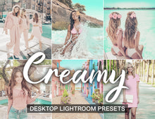Load image into Gallery viewer, 5 Desktop Presets CREAMY - KatManDooPRESETS
