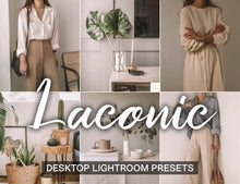 Load image into Gallery viewer, 15 Desktop Presets LACONIC - KatManDooPRESETS