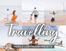 Load image into Gallery viewer, 3 Lightroom Presets - Travelling Presets Mobile - KatManDooPRESETS