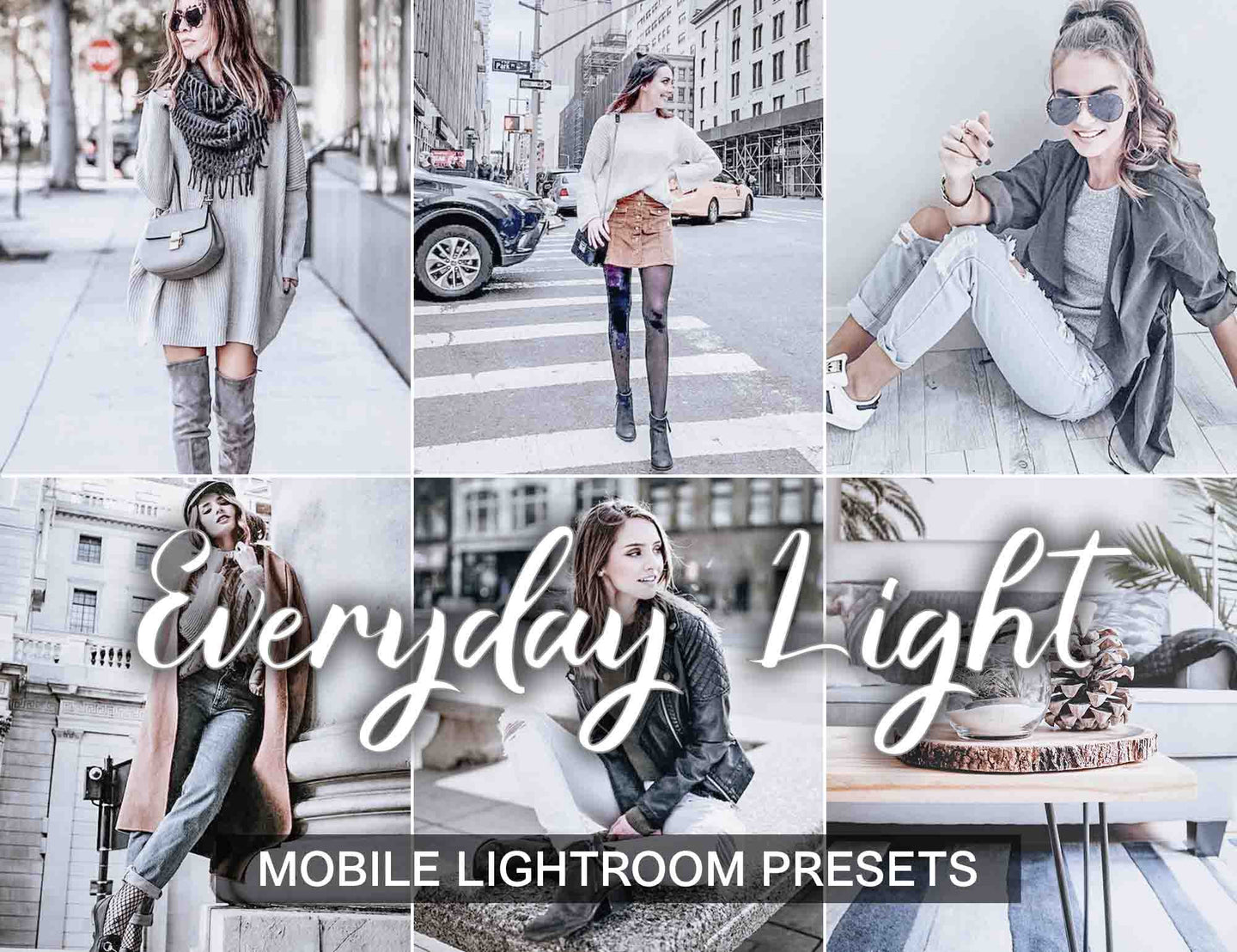 15 Mobile Presets EVERYDAY LIGHT - KatManDooPRESETS