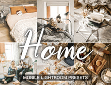 Load image into Gallery viewer, 15 Mobile Presets HOME - KatManDooPRESETS