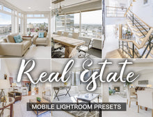 Load image into Gallery viewer, 15 Mobile Presets REAL ESTATE - KatManDooPRESETS