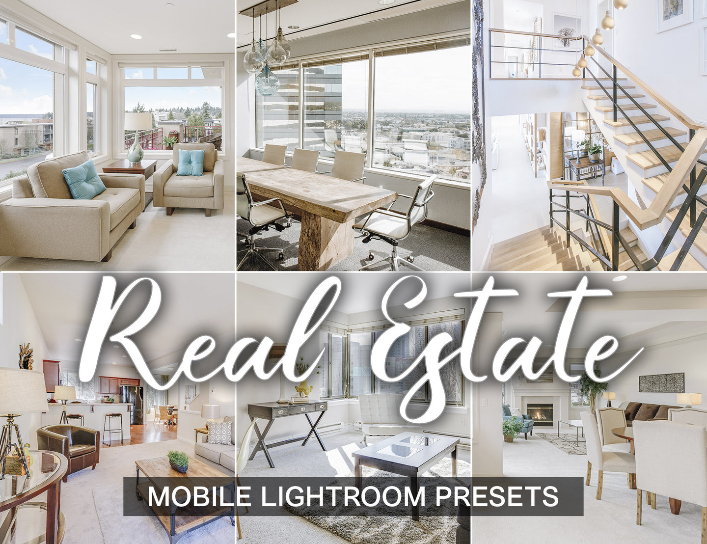 15 Mobile Presets REAL ESTATE - KatManDooPRESETS
