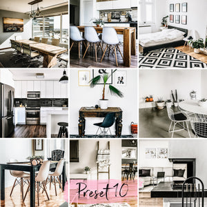 15 Desktop Presets REAL ESTATE - KatManDooPRESETS