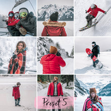 Load image into Gallery viewer, 15 Mobile Presets FROSTING - KatManDooPRESETS