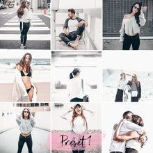 Load image into Gallery viewer, 15 Mobile Presets WHITE LIFESTYLE - KatManDooPRESETS