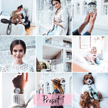 Load image into Gallery viewer, 15 Presets Desktop CLEAN & AIRY - KatManDooPRESETS
