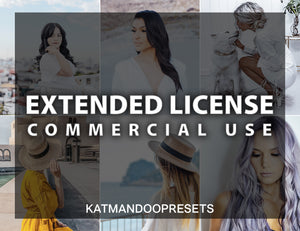 License for Commercial Use