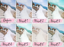 Load image into Gallery viewer, 15 Mobile Presets WEDDING