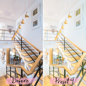 15 Mobile Presets REAL ESTATE