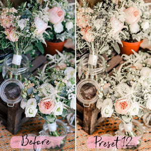 15 Mobile Presets RUSTIC
