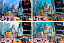 Load image into Gallery viewer, 3 Mobile Presets NEW YORK