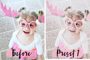3 Mobile Presets CUTE BABY