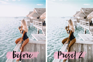 3 Mobile Presets TOP BLOGGER
