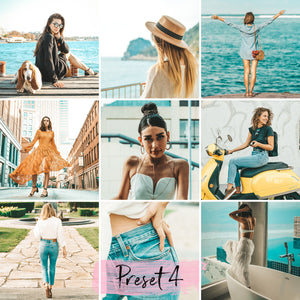 15 Mobile Presets INSTAGRAM