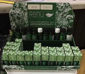 Renu 100% Pure Essential Oils