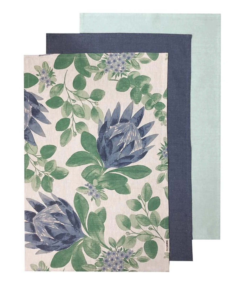 Protea Tea Towels