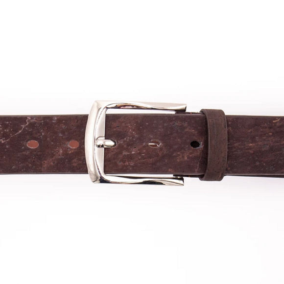 Brown Cork Belt