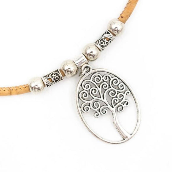 Necklace w/Tree of Life Pendant