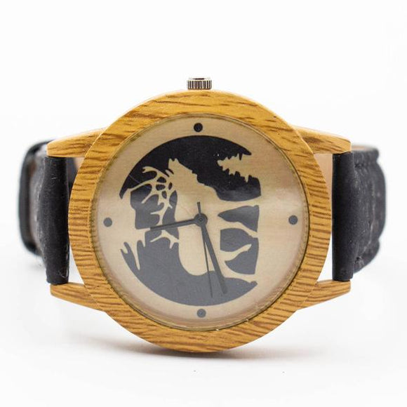 Unisex Cork Watches