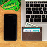 Cork Minimalist Wallet/Slim Card Holder