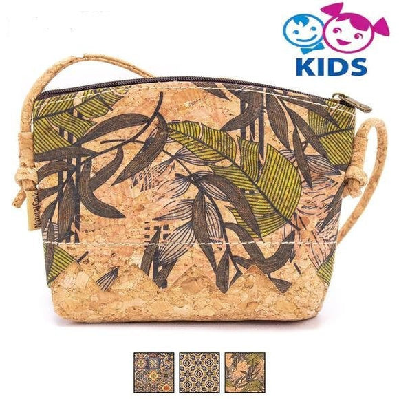 Vegan Crossbody Bag For Kids